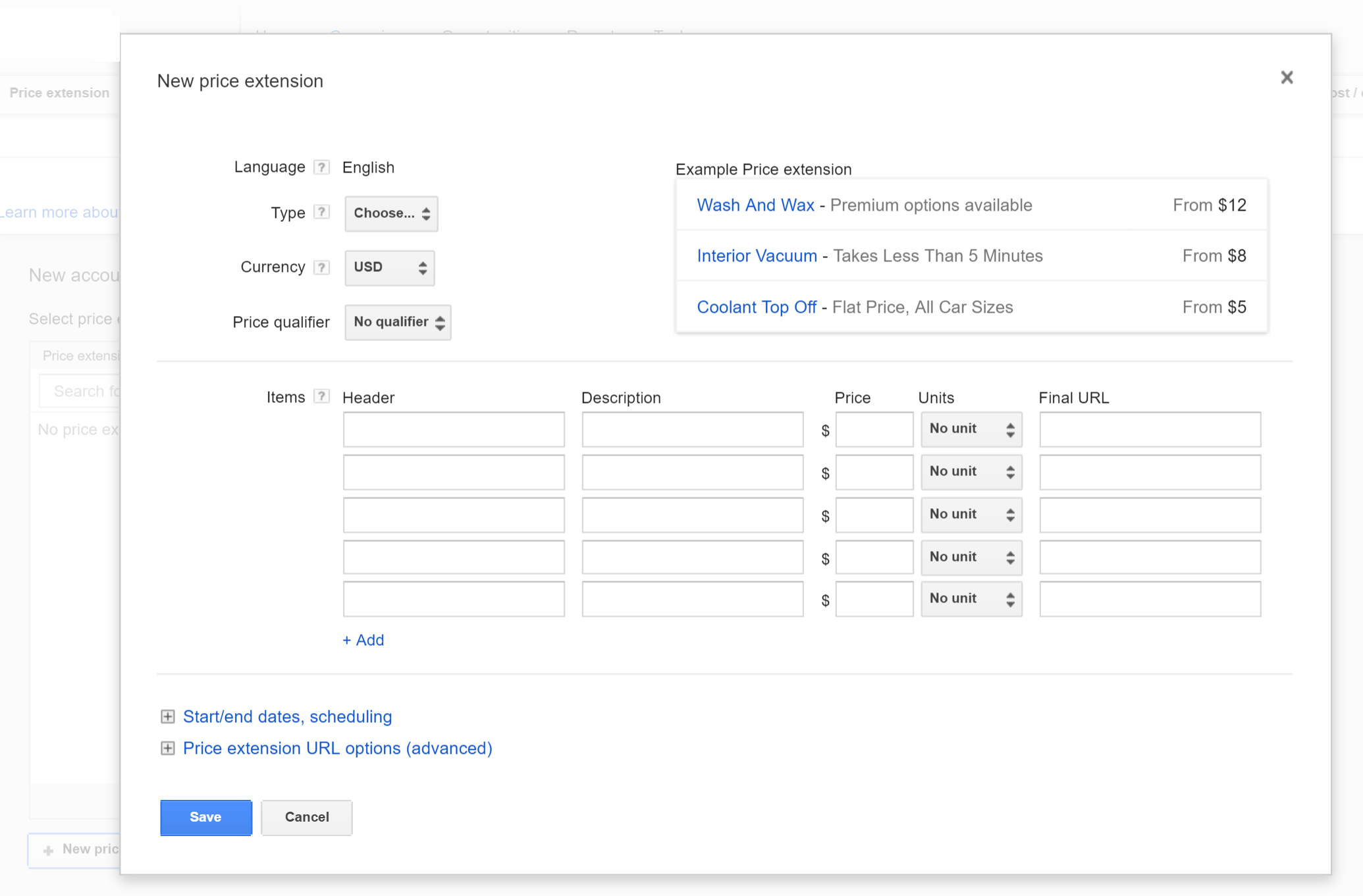 google-adwords-price-extensions-setup