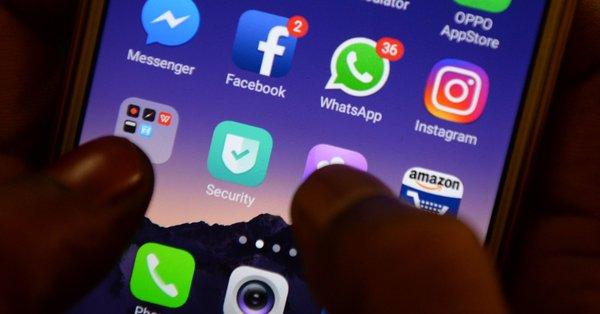 Ежемесячная аудитория всех приложений Facebook превысила 3 млрд