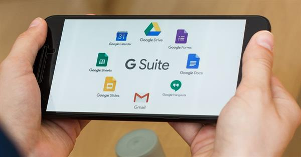 In the Admin console G Suite has several improvements