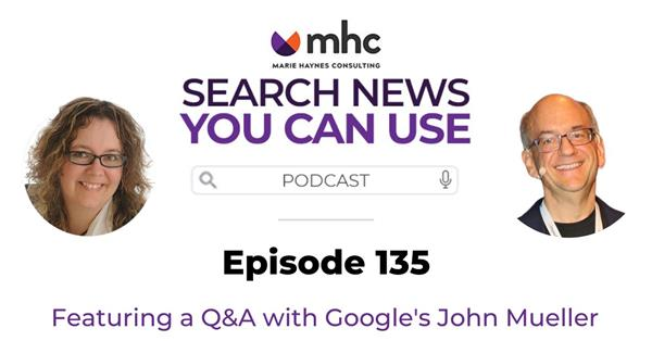 John Mueller of BERT algorithm disavow links and quality content