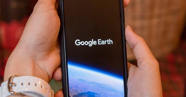 Сервису Google Earth исполнилось 15 лет